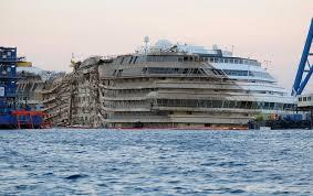 Costa Concordia: al via il rigalleggiamento