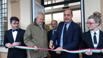 Fiumicino, inaugurato il PUA alla presenza di Esterino Montino