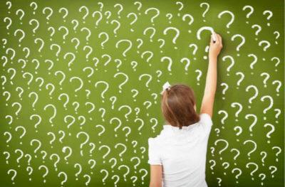 Le migliori domande che fanno riflettere
