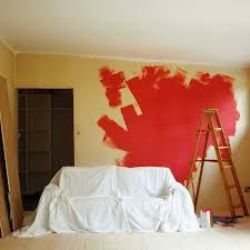 Pitturare una casa prima di traslocare