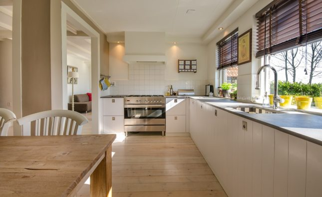 Cucina: come guadagnare spazio per l'angolo cottura