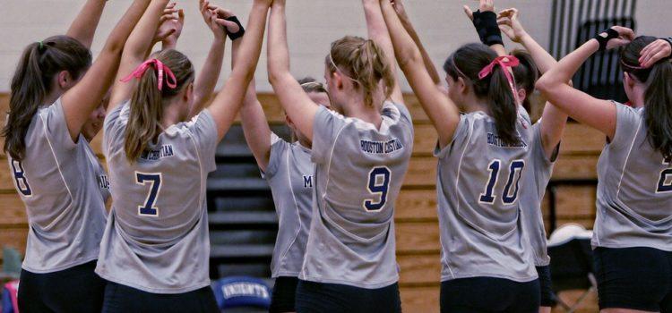 Pallavolo: perché uno sport di squadra aiuta a vivere