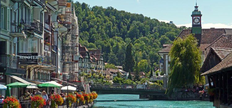 Fiume di Interlaken: qual è, caratteristiche ed affluenti