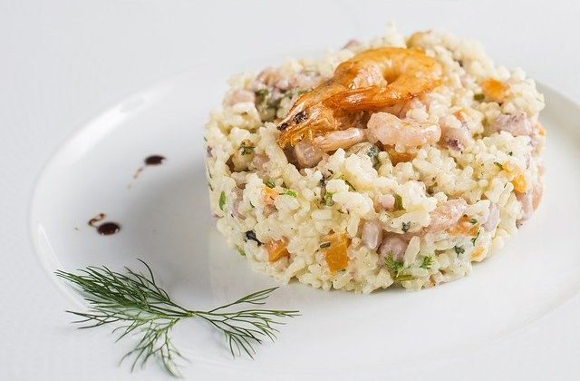 Risotto con totani: ingredienti e preparazione