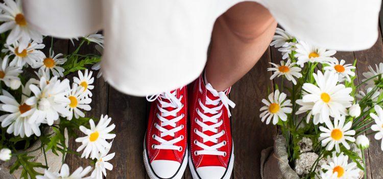 Come allacciare le Converse: la guida pratica