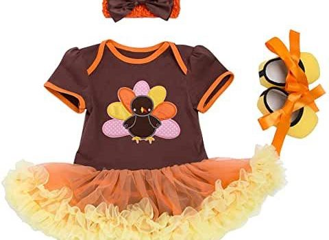 Vestitino di Carnevale per neonata: ecco come sceglierlo e quali sono i più originali