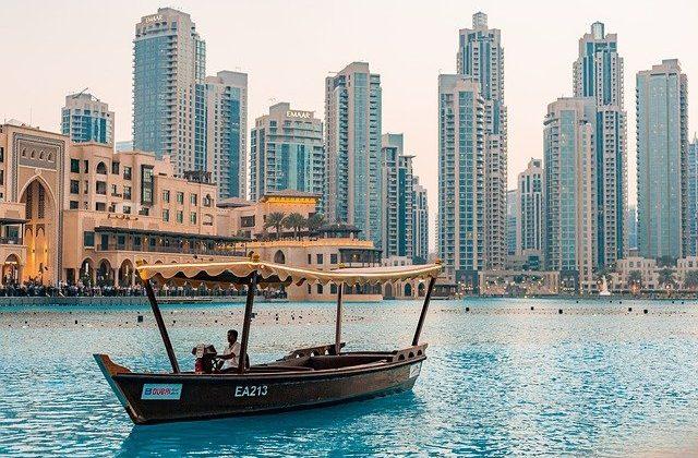 La bellissima Dubai